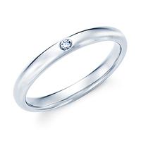 婚約指輪のブランド  一緒に婚約指輪を選びにいくのですが、 画像のようなシンプルなものが良いと思っています。 予算自体は低めです。 シンプルなデザインを多く取り扱っているブランドなどはありますでしょ...