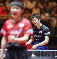 。  卓球の張本くん(13歳)が、日本のエース水谷選手27歳に勝てたのは、張本くんが成長途上で体格や身長がまだ低いからあれだけ圧勝出来たというのもありそうですか? 張本くんが、水谷選手に勝てたのだから、こ...