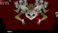 けものフレンズ.exeのラスボスの神っていますよね  あれを構成してる動物ってわかりますか? 私が分かる範囲ではネコ科の動物、おそらくサイ、猿っぽい腕がある程度しかわかりませんでした 出来れば種別まで教えていただけると幸いです