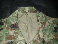 自衛隊 迷彩服 2型(改)は、普通の迷彩服2型と何が違うのでしょうか?