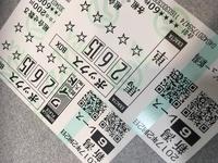 新潟6R 馬単が当たってしまいました ヽ(´▽`)/宝くじ当たる?