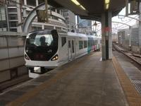 駅間距離が1km前後の路線だと、ロングレールは不向き、できないですか? ※駅構内が木枕木だから。