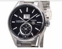 腕時計のタグホイヤー、キャリバー8についてですが写真のように時間が小さい方(6時位置にある)文字盤の時間と通常の時間が揃ってますが、この時間が文字盤通しで違う場合、直すことは可能ですか?