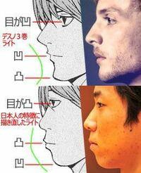 日本人の横顔はなんで殆どの人が、出目金なんですか? - そういう人種 ...