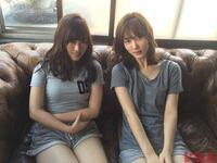 右にいる女の子の名前教えてください! おそらく乃木坂誰かだと思われます(T_T)