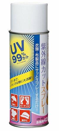 ペーパークラフトにUVカット(紫外線防止)のスプレーを使用したいのですが、布(衣類)用の物でも構わないでしょうか??? ↓以下の商品を購入予定なんですが、衣類用は紙には使用不可でしょうか?   https://www...