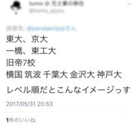 金沢大学って筑波大学や横浜国立大学に並ぶほどの大学で、神戸大学よりも上なのですか? 画像について、同じ行では左にある大学の方が上らしいです。