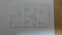 低域遮断周波数、高域遮断周波数はこの回路のどの部分で決定されますか? 理由なども一緒に説明していただけるとありがたいです。