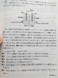 問3でモル体積を用いたら不正解ですか??