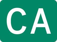 何故東京湾アクアライン(川崎浮島JCT~木更津金田IC間)は「CA」なのですか?