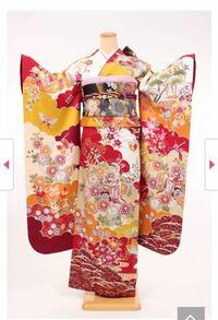 この振袖はパーソナルカラー が何の人なら着こなせますか? 私は冬なんですが、春ビビット向けかな、と思って