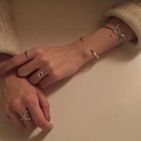 かわいいシルバーリング(指輪)ブランドを探しています! 今つけているゴールドからシルバーのリングに変えたくてかわいい指輪がないか探しています! 安価なものでも構いません! 通販で買えるとなおいいです! ...