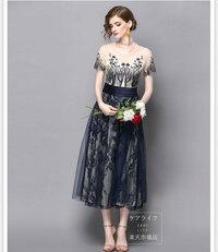 マナー的に、結婚式に画像の服はありですか?無しですか?