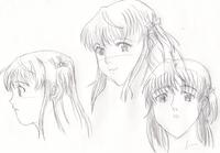 趣味で絵を描いています。  昔、東京に行きアニメーターの試験を受けました。 あっさり、不採用でしたが。そこでプロの人に言われた 言葉は姿勢が無いと言われました。 実際にプロのアニメーターさんが描いた...