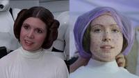 ローグワンやトロンレガシーみたく、CGを使い俳優の若い頃の顔を再現した映画を教えてください。