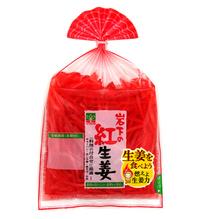 紅生姜  牛丼 焼きそば以外でどんなものに乗せる?