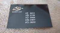 店名なしのメンバーズカードについて   こんばんは。 店名なし電話番号なしのカードって どこのでしょうか??(画像参照) 日付、名前、会員番号 見開きの紙でスタンプ式です。  わかり そうな方がいらっしゃいましたら よろしくお願いします。