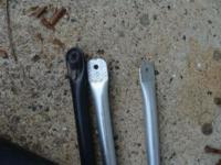 単管パイプをこのように綺麗に潰したいのですが、なにか方法はありますか?