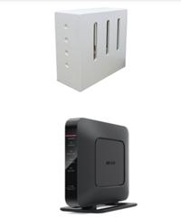 無線LANルーターをルーター収納BOXに入れても速度など問題ないですよね?