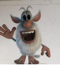 このキャラクターの名前と作品名がわかりますでしょうか? アメリカのキャラらしく、ブラジル人の子供に尋ねられました。