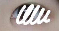 蒙古襞が強すぎて困っています。 両目ともこんな感じです。 少しでも直せる方法があったら教えてください。 あと、この目の印象を教えてください。