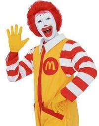 McDonald'sのドナルドのセリフのランランルーとは何ですか? 意味は何ですか教えてください ご回答宜しくお願い致します