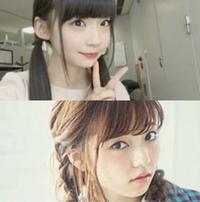荻野由佳(カエル)と島崎遥香(トカゲ)はどっちの方が可愛いですか?   AKB48