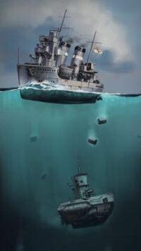 潜水艦と駆逐艦、どっちが好きですか? 自分が乗艦して戦うなら、どっちですか?  また好きな潜水艦、好きな駆逐艦があれば教えてください。  映画「眼下の敵」予告編 https://youtu.be/RWeUySTTaW8