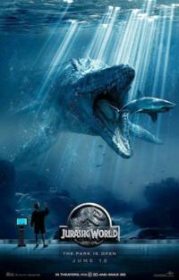 【ジュラシック・ワールド】の【モササウルス】と【シロナガスクジラ】が戦ったら、どっちが勝つと思いますか