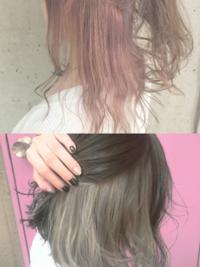 ノンジアミンカラー(ジアミンアレルギー)でもこの画像のようなカラーはできますか?? また 一年前くらいに白髪染めをしてしまって髪に色を入れてもあまり明るくならない感じです、、、  その場合はブリーチをす...