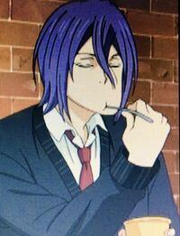 黒子のバスケアニメ画像? 以下貼り付けの紫原くんはどのシーンのものなのでしょう??? アニメを見てる限り、こんなシーンは無かったとおもいますが、拾い画で見つけてしまい気になっています。  どなたか、分...