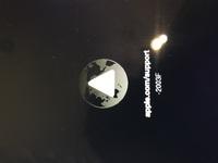 Macbookair を初期化したら、地球儀にビックリマークの下に2003Fと表示され治らないです。  宜しくお願いします。