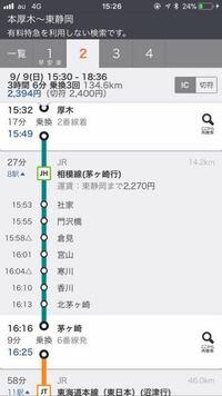 ここ から 横浜 駅