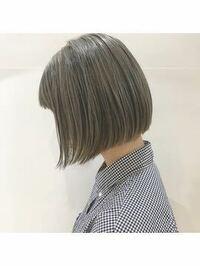 写真のような切りっぱなしボブって髪質が硬いと無理ですか??あと切りっぱなしボブって手入れ大変ですか??