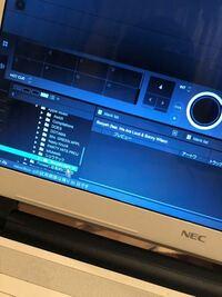 DJ初心者です 最近DDJ-400を購入しました itunesの曲を流したいのですが表示?されません ずっと写真の状態です 色々調べてやってみてもいまいち分からず先に進めません どうやったらitunesの曲を流せますか? PC...