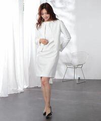 この白のツイードのジャケットとワンピースは七五三と入園式に使えますか? 娘の七五三用のスーツを探していて、来年の入園式にも使いたいです。 入園式は白やベージュなど明るめのスーツが良いとネットに載って...
