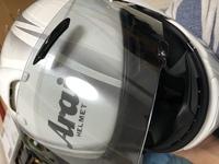 このヘルメットはいつ頃発売されたものでしょうか? 倉庫で見つけたのですが検索しても見つからないので教えて下さい。