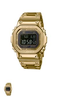 高校生が金の時計つけてたらダサいですか? いろんな方の意見お待ちしております!