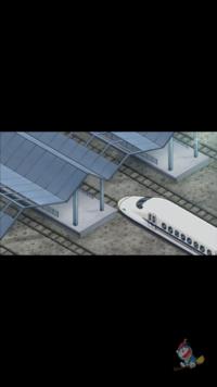 ヒカリアンって、勝手にJRの新幹線等の車両デザインを使用したり、しかも「300系」とか「のぞみ」とか、車両系式および列車名まで使用していますが、良いのでしょうか❓。  画像の新幹線はドラ えもん2作目第2期...