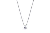 ラザールダイヤモンドで 0.3カラット カラー GかH クラリティ SI1 エクセレントカット  の一粒ダイヤのネックレスを購入するとしたらどのくらいの値段になりますか?  調べたところ デ ザイン番号 LD157...