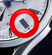 ローマ数字について、時計に記してる4のローマ数字「ⅢⅠ」です。これって正しいのですか? 4のローマ数字は『Ⅳ』が正しいと思うのですが、時計ではⅣの表記は見たことがありません。全てⅢⅠの表記になってます。ローマ数字の4であるⅣを時計で表記しないのは何故ですか?