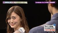 乃木坂46 シンクロニシティ レコード大賞受賞後に 感動のパフォーマンス… 最後のキメ顔の先の客席に バカリズムが居たら  こんな感じになっちゃっていたと思いますか?