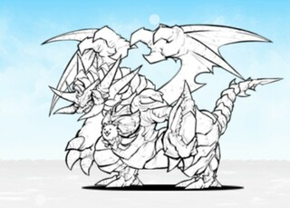ディオラムス 覇 龍