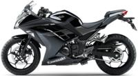 Ninja250って盗難されやすいですか?窃盗団からしたら欲しがりますかね?値段の割にカッコイイので心配です。 ↓色はブラックで新車です。