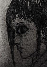 絵の評価お願いします、横顔の描き方がいまいち分かりません、コツありますか