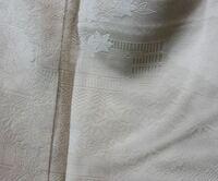 先程、色無地付け下げの着物で相談したものです。 3月の卒業式でこちらの柄の着物を着るのはおかしくないでしょうか? 画像あります。