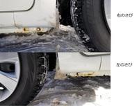 下回りのボルトナットと、つなぎ目に錆が発生しました。右左同じです。29年5月に2000㎞のホンダn-BOXを中古車で買いました。現在22000㎞走っています。 北海道ですので下回りの防錆処理などは1年に1回やっていま...