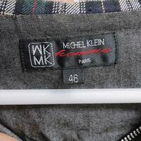ミッシェルクラン メンズの46サイズって SMLではどこになるんでしょうか?