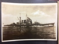 旧日本帝国海軍の軍艦ですが、艦名が分かりません。どなたかご存知でしょうか?