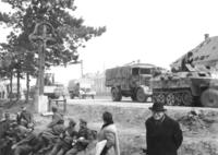 春の目覚め作戦と思われるこの写真の奥に写ってるのはTigerⅡ戦車ですか?